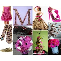 Theme Thursday: Hot Pink and Leopard