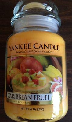 22 oz Caribbean Fruit_Yankee Candle