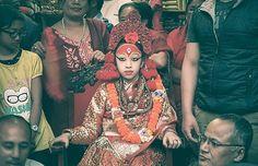 Photo by @aayushmdr  The living goddess Kumari observing the chariot procession of Seto Machindranth. #kumari #jatra #kathmandu #nepal #culture #traditional #goddess #alive #colors #teal #orange #crown #eyes #mobilephotographynepal #red #mobilephotography #nap2073 #nepalprimeshots #instanepal #celebration #lightroom #beautiful #instago #travelgram #instalike #photooftheday #nepalphotoproject