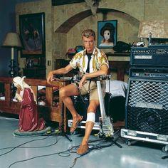 David Bowie in Tin Machine by Brian Aris, 1991 Angela Bowie, Iman And David Bowie, Duncan Jones, Tin Machine, Bowie Starman, The Thin White Duke, Ziggy Stardust, Sound & Vision, New York