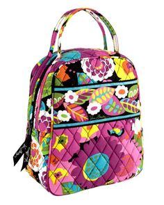 Lunch Bunch | Vera Bradley. Mady needs in different pattern though.