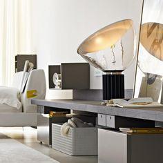 Flos Taccia - design: Achille e Pier Giacomo Castiglioni, BuyDesign.it - Lo store con i migliori marchi d'arredo di design
