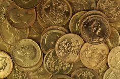 Full Sovereign Gold Bullion