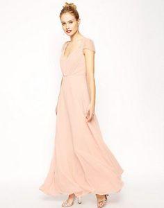 ASOS Kate Lace Maxi Dress