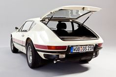 """Brazilian VW SP2. A really slow """"sporty"""" coupe that sold decently in the bBrazilian market."""