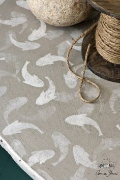 Annie Sloan Stencil Collection | Fish