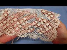 Crochet Tablecloth, Crochet Doilies, Crochet Lace, Needle Lace, Bobbin Lace, Hardanger Embroidery, Hand Embroidery, Lace Patterns, Crochet Patterns