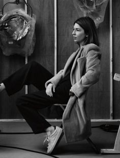 I try to just make what I want to make or what I would want to see.  I try not to think about the audience too much. - Sofia Coppola