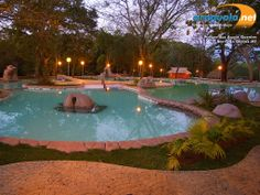 Pontos Turísticos de Mato Grosso: Parque aquático Barra do Garças