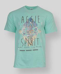Aggie Spirit T-shirt #AggieGifts #AggieStyle
