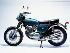 "motographite: HONDA CB750 '69 ""SKY RACER"""