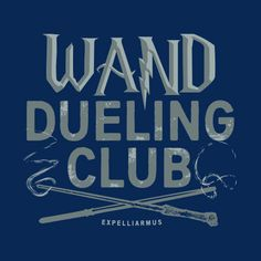 Wand Dueling Club Harry Potter T-Shirt