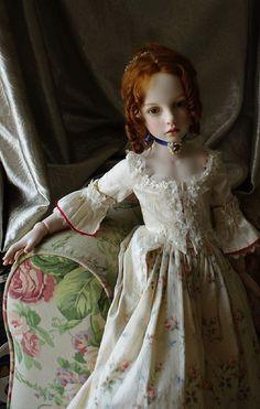 Maru Misuzu's work,Bisque Dolls