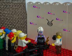 #Lego #Disney #Minifigures - Fotostrecke, Checkliste - wie man die Figuren ertasten kann. #photo #series #checklist #ursula #arielle