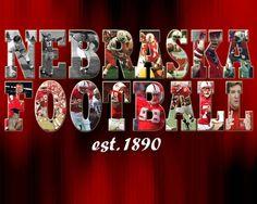 Nebraska Football - nebraska-cornhuskers . First game of season is tonight! Husker power baby!