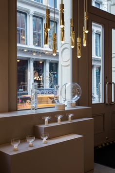Lee Broom Opens Permanent NYC Showroom - Design Milk