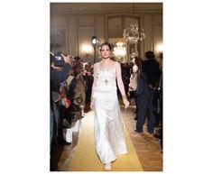 Stéphanie Wolff aux Coulisses du Mariage Paris  - Présentation Couture 2013