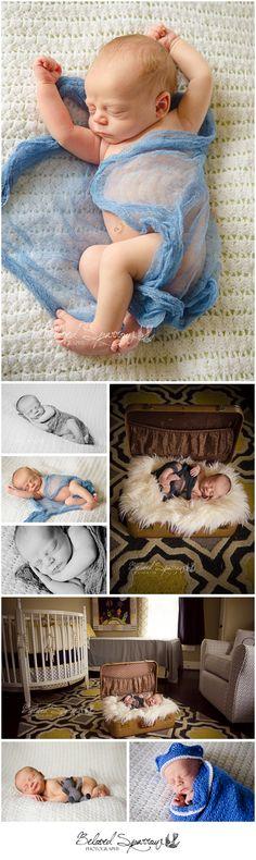 South Atlanta Photographer   Newborn Baby Boy   Suitcase with Newborn   Peachtree City Photographer   Beloved Sparrow www.belovedsparrow.com