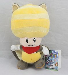 Super Mario Bros Musasabi Flying Eichhörnchen Gelb Kröte ... https://www.amazon.de/dp/B017WKFY1U/ref=cm_sw_r_pi_dp_VK9xxb3TD9666