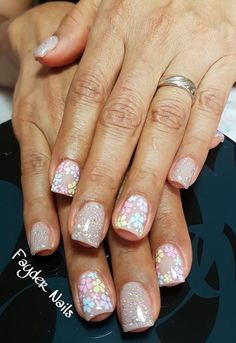 nails.quenalbertini: Nail art by Fayder Nails