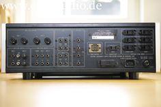 """Accuphase C-200II   Die C-200II ist auf dem Gebrauchtmarkt recht selten anzutreffen und wurde erst kürzlich von """"good-old-hifi"""" komplett überholt. Accuphase - cjm-audio High End Audiomarkt für Gebrauchtgeräte"""