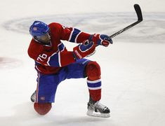 P.K. Subban. 25 years old. My best canadien players. One of the best defenseman of the NHL. Pk Subban's best season was in 2013-2014 with 53 points. He won the James Norris memorial trophy in 2013.