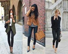 5 calças para um look de trabalho maravilhoso - Moda it
