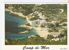Postal 044085 : Camp de Mar. Mallorca - Foto 1
