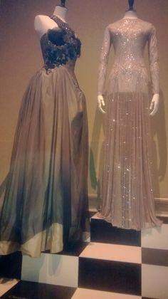 "Expo - Paris haute couture - Yiqing yin - Robe ""andromède"" - PE2013"