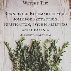 green witchcraft Witchy Tip