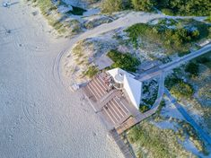 Gallery of Lifeguard Station with Amphitheater / DO ARCHITECTS - 4