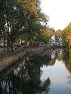La Petite France - ville de Strasbourg Alsace Bas Rhin France 057
