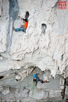 I think I would really like climbing in China. Just a thought.