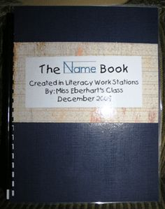 The Name book cover