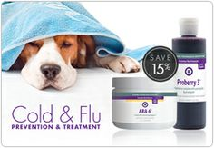 Cold and flu immune boosters