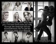 I loved this part in the book #crossfire