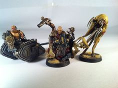 Beasts of War, Warhammer 40K, Warmachine, Flames of War, Wargaming News, Boardgames   Groups   Hobby & Painting Town Square   Forum   AdMech / Inquisition / Daemons/Renegades plog