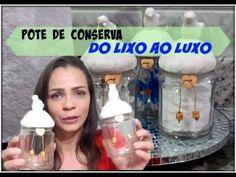 DO LIXO AO LUXO  |  POTES DE VIDRO | LETICIA ARTES