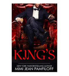 King's by Mimi Pamfiloff - Mia's brother has gone missing and she makes a dangerous deal with King - he will own her and find her brother. Mia can't figure out who King really is, but his world is dangerous. Will he save her or be her undoing?  Great start to this series. Can't wait to read book 2!