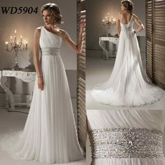 Roman/Greco style, my all time favorite, and would be a top choice for my dress