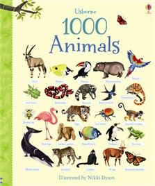 Usborne Book 1000 Animals - Hardback A Beginners Book of Animal Word/Picture Identification This delightful word book shows exactly one thousand animals, each individually named and lovingly illustrat Famous Pictures, Word Pictures, Animal Pictures, Minke Whale, Dog Food Online, Barn Swallow, Cockerspaniel, Young Animal, Book People