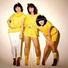 可憐♪黄色いキャンディーズ #キャンディーズ 1977年