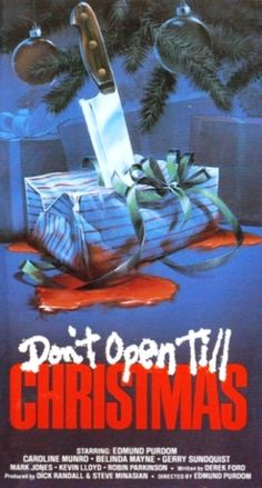 Filmes de terror sobre o Natal