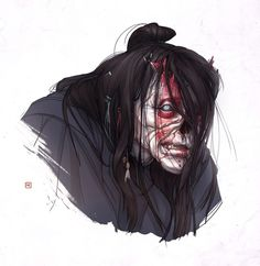 Shadow Warrior by Michal Dziekan