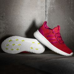 adidas cloudfoam ultimate trainers ladies