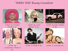 I can't stop laughing! but seriously, I would love to help you with your make up and skin care needs!  www.marykay.com/abbeyrobertson