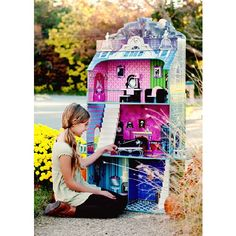 Most Creative and Fun Custom Monster High Dollhouses And Doll Furniture