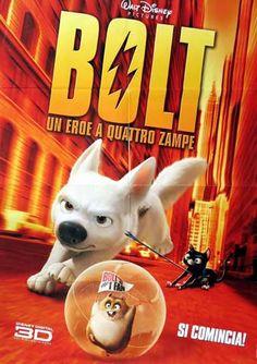 Bolt - Un eroe a quattro zampe è un film animato al computer del 2008 diretto da Chris Williams e Byron Howard. Tra i protagonisti, oltre al cane Bolt, c'è anche Mittens, una gatta cinica che sfrutta i piccioni costringendoli a portarle del cibo in cambio della sua protezione.