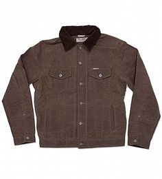 INR Rambler Jacket : Iron & Resin