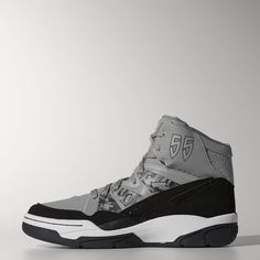 best website d4939 fbcd0 adidas - Mutombo Shoes Multi Solid Grey C75209 Adidas Official, Basketball  Sneakers, Adidas Shoes